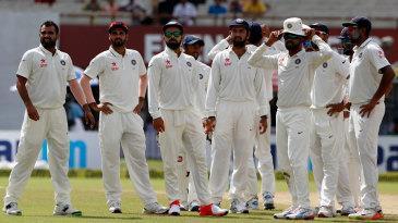 भारतीय टीम के हर सदस्य ने टेस्ट मैच जीत में अहम योगदान दिया। भारत ने गेंदबाजी बल्लेबाजी क्षेत्ररक्षण में शानदार खेल दिखाया।