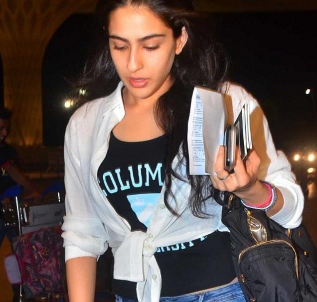 इस बार सैफ अली खान की बेटी सारा अली खान भी आइफा एटेंड करने वाली हैं। सारा अपने करियर की शुरुआत में पहली बार किसी अवॉर्ड शो का  हिस्सा बनेंगी।