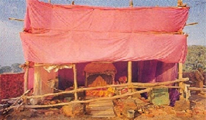 अयोध्या में गर्भगृह की जमीन रामलला को स्थानांतरित , सीएम योगी कल लेंगे तैयारियों का जायजा