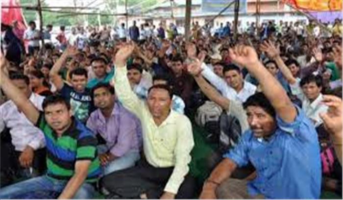उपनल के 4 हजार कर्मचारियों को दिवाली गिफ्ट, नौकरी होगी पक्की