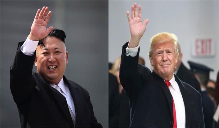 दो सबसे बड़े दुश्मनों के बीच शांति वार्ता का साक्षी बनेगा सिंगापुर, किम और ट्रंप की मुलाकात पर खर्च होंगे 100 करोड़ रुपये