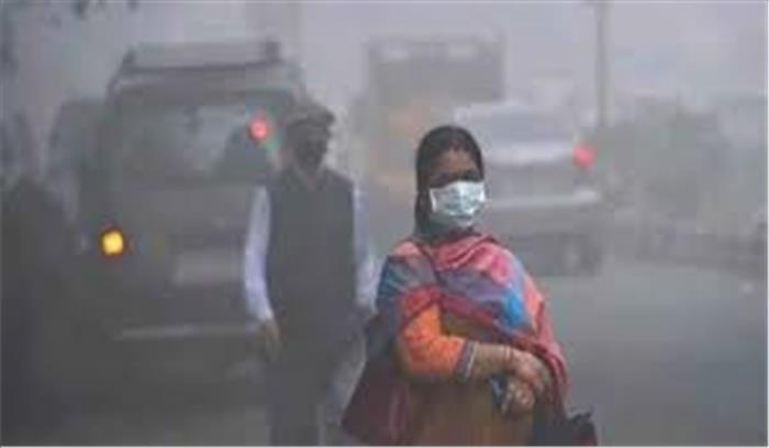 दिल्ली की हवा फिर बनी जानलेवा , NCR के इन 10 शहरों में गलाघोंटू बनी जहरीली गैस