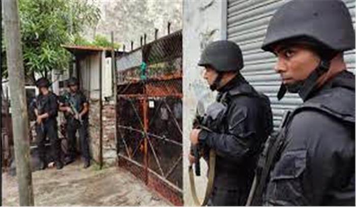 आतंकियों के निशाने पर थे भाजपा के बड़े नेता , ATS ने