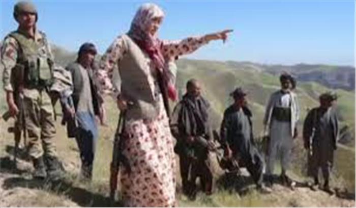 ताबिलान को ललकारने वाली महिला गवर्नर सलीमा मजारी बनाई गई बंधक , बंदूक उठाकर किया था सामना