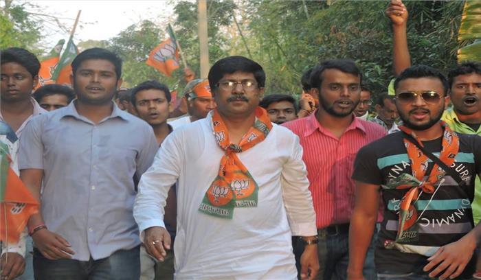 अब असम में भाजपा नेता को मिली धमकी, कहा-पार्टी छोड़ो नहीं तो जाएगी 'जान'