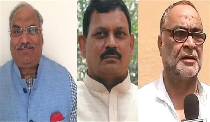 कांग्रेस-सपा के MLA और MLC का रुख भाजपा की ओर, पार्टियां कह रही-भाजपा साजिश के तहत तोड़ रहे उनके विधायक