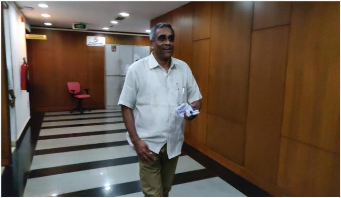 गोवा के मुख्यमंत्री प्रमोद सावंत ने डिप्टी CM सुदीन धवालीकर को पद से हटाया