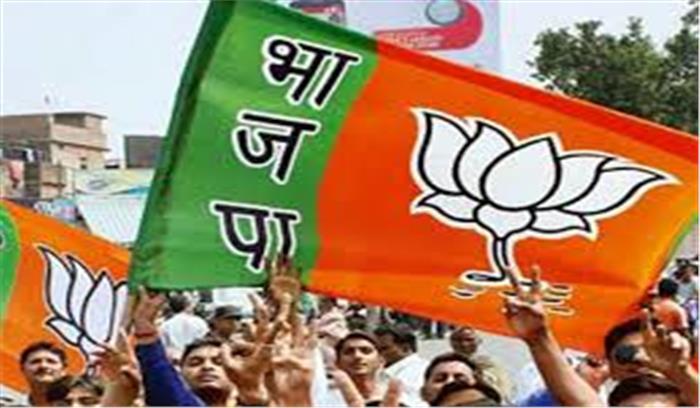बिहार में भाजपा सबसे बड़ी पार्टी , NDA ने बहुमत पाया लेकिन अब कहीं भी झुक सकता है पलड़ा