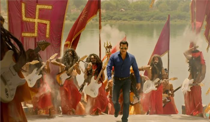सलमान खान की फिल्म आई विवादों में , सोशल मीडिया में लोग बोले #BoycottDabangg3