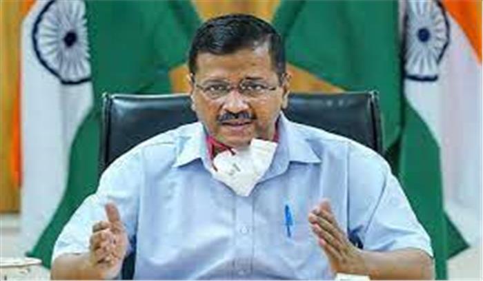 कड़े प्रयासों से दिल्ली में थोड़ा सुधार , 10 मई तक 1200 नए आईसीयू बेड बनकर हो जाएंगे तैयार - अरविंद केजरीवाल