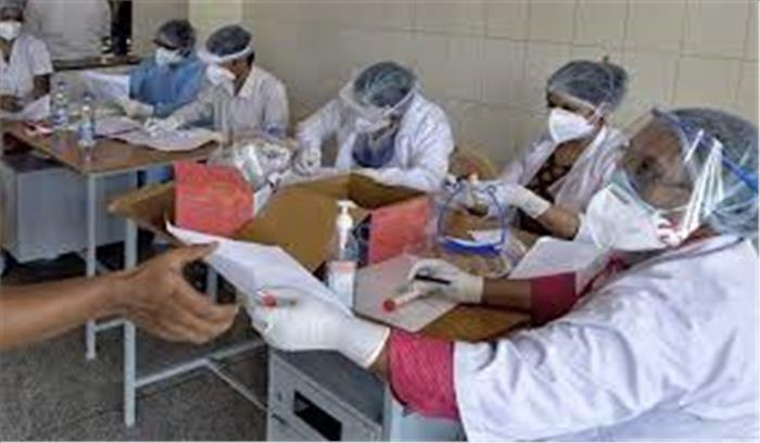 शासन ने सभी जिलाधिकारियों को कोविड के टीकाकरण की सभी तैयारियां पूरी करने को कहा