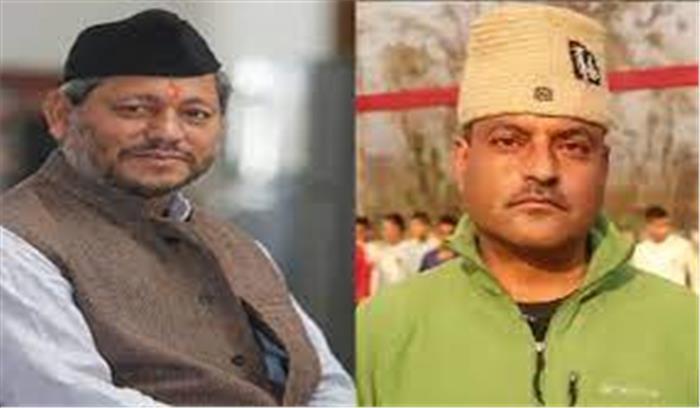 उत्तराखंड : AAP का ऐलान -CM रावत के खिलाफ उपचुनाव लड़ेंगे रिटायर्ड कर्नल अजय कोठियाल