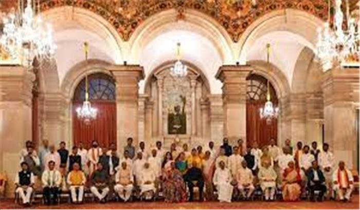 कैबिनेट विस्तार के बाद आज नए मंत्रियों की ताबड़तोड़ बैठकें , 15 अगस्त तक दिल्ली में ही रहने के निर्देश