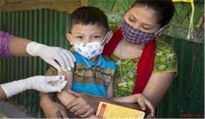 खुशखबरी - जल्द 2 से 18 साल तक के बच्चों के लिए शुरू होगा कोरोना वैक्सीन का ट्रायल , भारत बायोटेक को मिली अनुमति