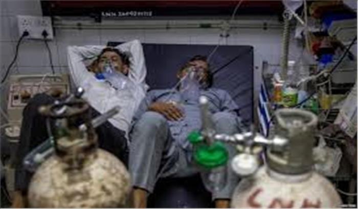 कोरोना अपडेट - मरने वालों का आंकड़ा बढ़ा , संक्रमितों की संख्या घटी , दिल्ली में जानें बैड - ICU की स्थिति
