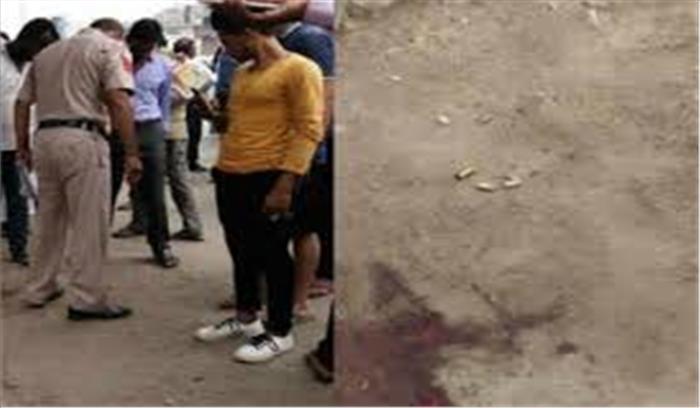 दिल्ली में दिनदहाड़े चली गोलियां, 2 बदमाश समेत 1 महिला की मौत 5 घायल