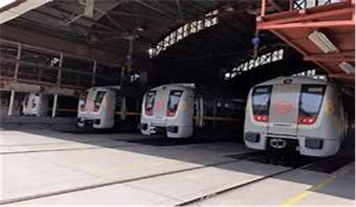 यात्रीगण ध्यान दें - कल से बंद रहेंगे दिल्ली मेट्रो के ये स्टेशन , DMRC ने जारी की एडवायजरी