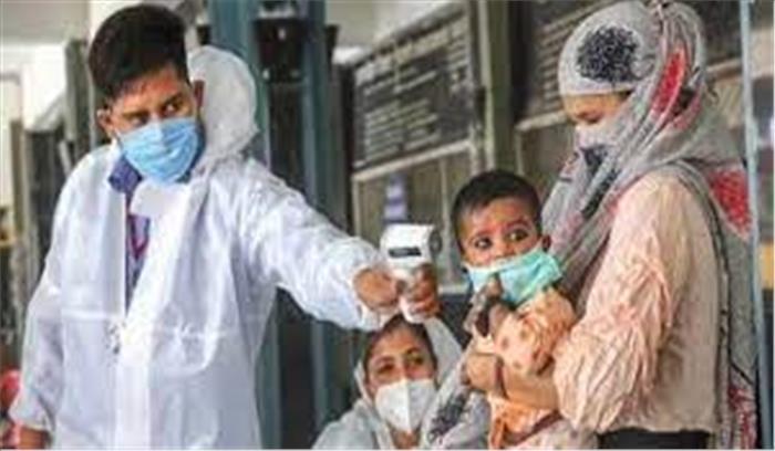 फिरोजाबाद के बाद अब मथुरा में फैला ''जानलेवा'' वायरल फीवर , अब तक 10 लोगों की मौत