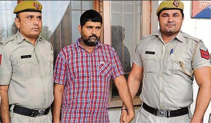 गोल्ड मेडल जीत चुका पहलवान बना अपराधी, हत्या के आरोप में गिरफ्तार