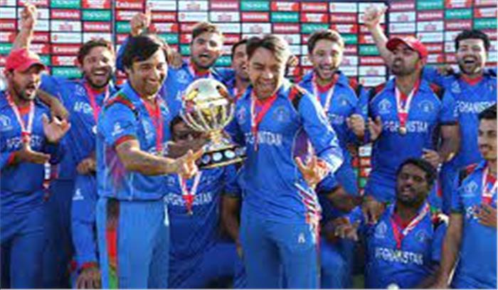 तालिबानी संकट - अफगानिस्तान क्रिकेट बोर्ड ने कहा- हमारे खिलाड़ी सुरक्षित , T20 विश्वकप को लेकर कही ये बात