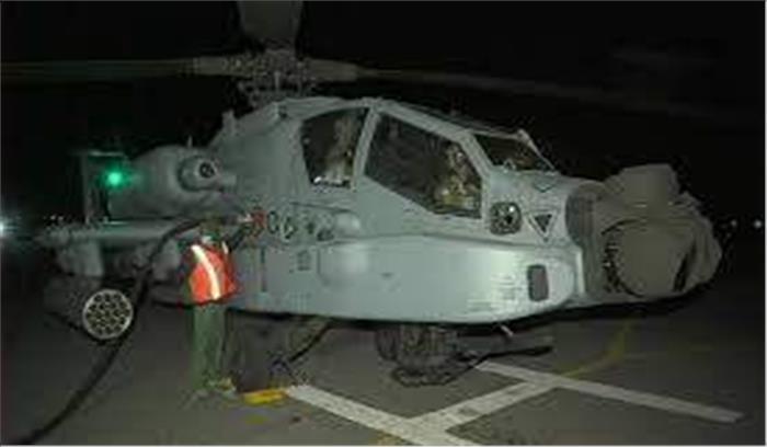 चीनी सेना के पीछे हटने के बावजूद भारतीय वायुसेना अलर्ट पर , फॉरवर्ड पोस्ट पर रात के समय अपाचे ने भरी उड़ान