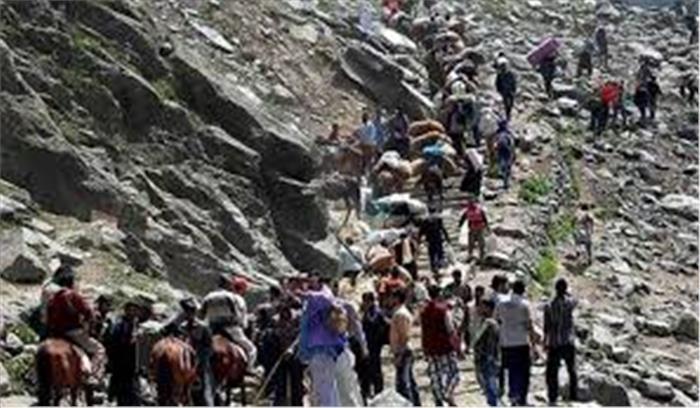 अमरनाथ यात्रा के दौरान सुरक्षा व्यवस्था होगी चाक चौबंद, जम्मू कश्मीर पुलिस ने मांगे 22 हजार अतिरिक्त जवान