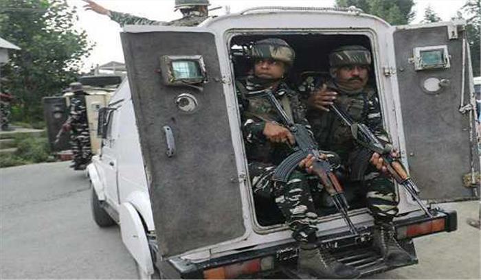 बड़गाम में सुरक्षाबलों को बड़ी सफलता , बड़ी वारदात की साजिश में बैठे आतंकियों से मुठभेड़ , एक ढेर दूसरा फरार