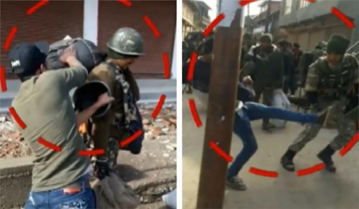 राजनीतिक इच्छाशक्ति की कमी के चलते पिटते और शहीद हो रहे हैं भारतीय जवान , देखिए एक नजर में