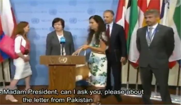 PAK को फिर झटका , UNSC ने अनुच्छेद 370 संबंधी पत्र पर पूछे सवाल को किया अनसुना , अमेरिका ने भी हड़काया