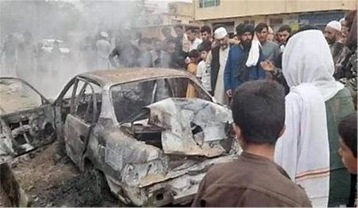 काबुल एयरपोर्ट को निशाना बनाते हुये दागे गए 5 रॉकेट , इलाके में अफरातफरी , दहशत – डर का माहौल