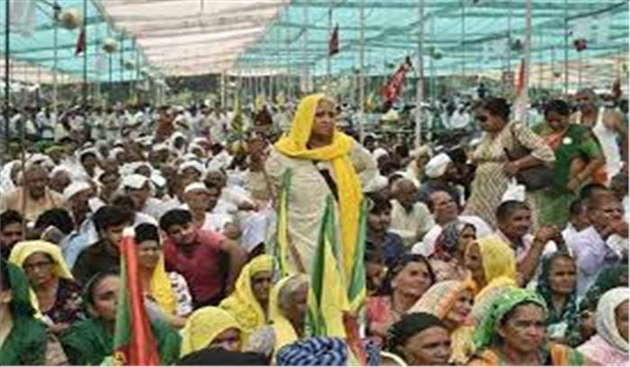 करनाल किसान महापंचायत LIVE - प्रशासन ने बंद किया इंटरनेट , लगाई धारा 144 , दिल्ली – अंबाला हाईवे पर जाने से बचें