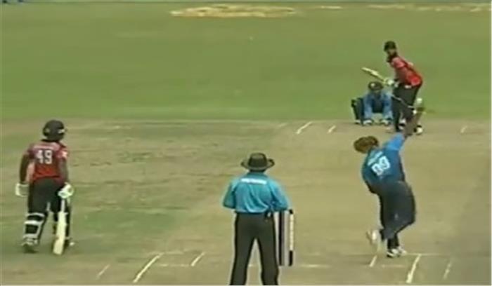 मलिंगा ने छोड़ दी तेज गेंदबाजी, ऑफ स्पिनर बनकर चटके तीन विकेट