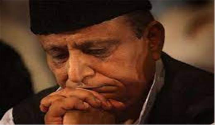 अब सपा नेता आजम खां की तबीयत बिगड़ी , मेदांता अस्पताल में हैं ऑक्सीजन सपोर्ट पर