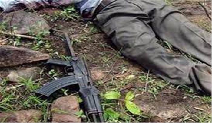 गढ़चिरौली में C- 60 कमांडो पुलिस ने मुठभेड़ में 13 नक्सलियों को किया ढेर , सर्च ऑपरेशन जारी