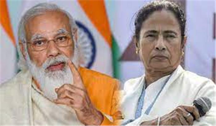 ममता की पीएम मोदी को चिट्ठी , कहा - मुख्य सचिव को अचानक तबादल रद्द किया जाए , पूर्व का आदेश लागू हो