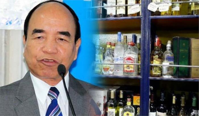 अब देश के एक ओर राज्य में लागू हो जाएगी शराबबंदी , न शराब बेच सकेंगे न लोगों को पीने को मिलेगी