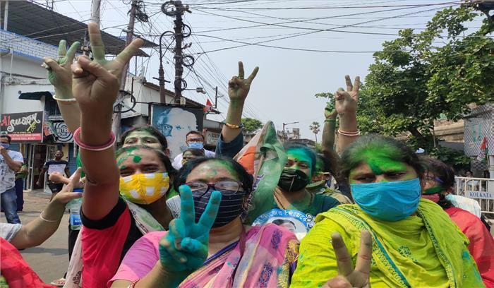 LIVE - बंगाल में