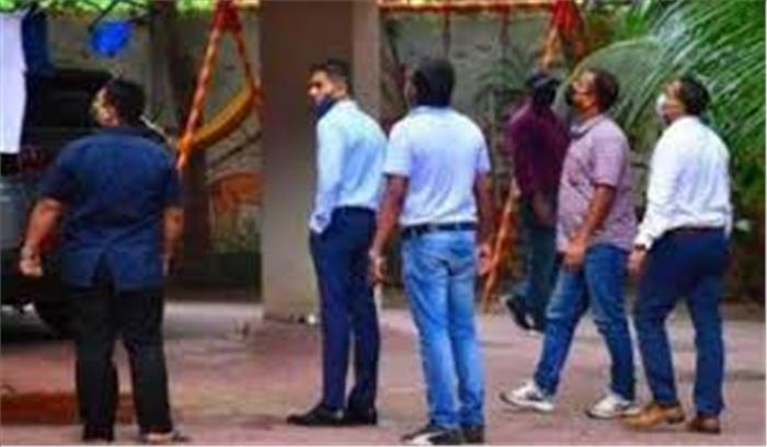 ड्रग्स मामले में NCB ने मुंबई में फिर मारी रेड , कहा - कई सितारे जल्द होंगे एक्पोज