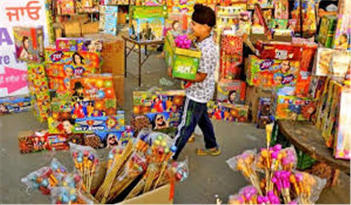 दीपावली पर वायु प्रदूषण को लेकर NGT का आदेश , Delhi -NCR समेत प्रदूषण वाले शहरों में नहीं चलेंगे पटाखे
