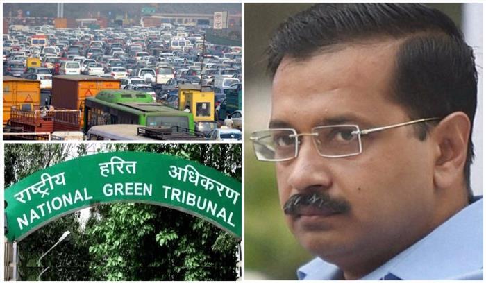 ऑड-इवन पर दिल्ली सरकार को राहत नहीं, एनजीटी बोला- दोपहिया वाहनों से हो रहा है प्रदूषण