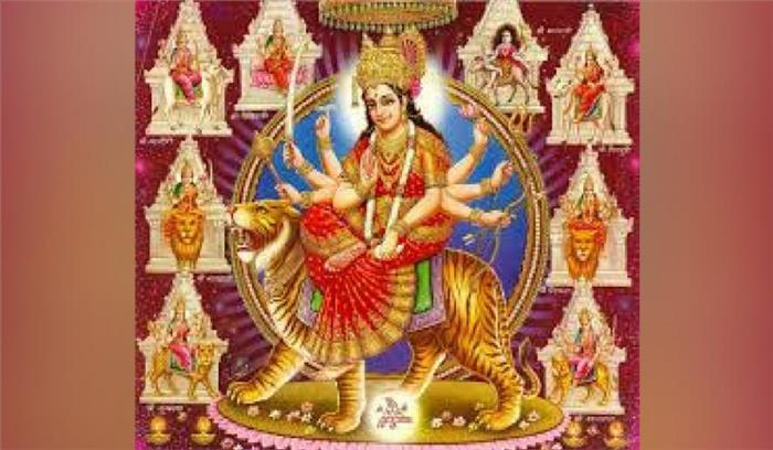 मां दुर्गा की अराधना का पर्व कल से, जानें पूजा का विधि-विधान, जानें कलश स्थापना का शुभ मुहूर्त