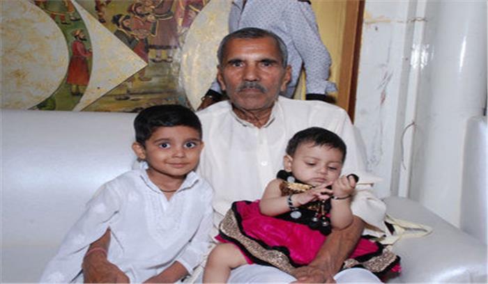 रोहिणी में पड़ोसी ने पीट- पीटकर की बुजुर्ग की हत्या, हुआ फरार