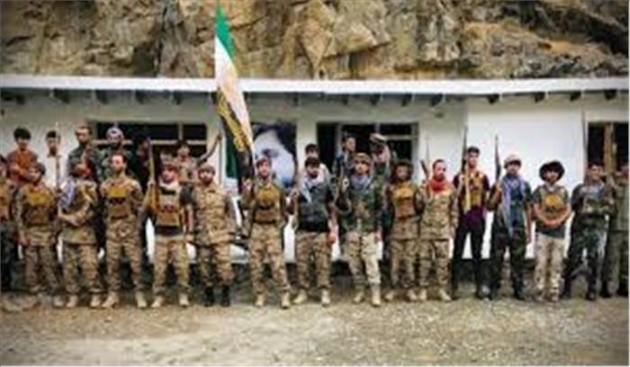 नॉर्दर्न एलायंस का दावा - पंजशीर पर हमला करने आए 350 तालिबानी लड़ाके ढेर , 40 कैद