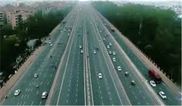 दिल्ली - मेरठ एक्सप्रेस - वे वाहनों के लिए खोला , घंटों का सफर अब 45 मिनट में , अभी नहीं लगेगा टोल
