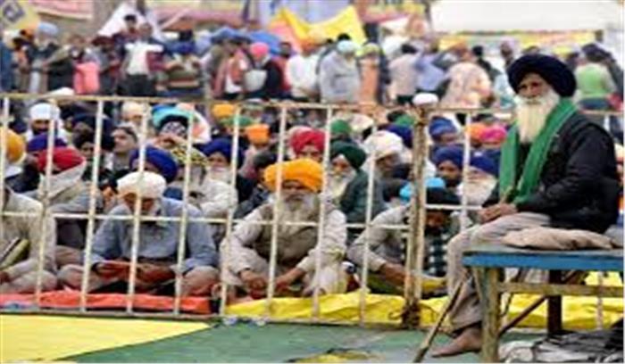 SC ने कहा - किसान आंदोलन से कहीं तबलीगी जमात की तरह दिक्कत न हो जाए , केंद्र अपडेट दे