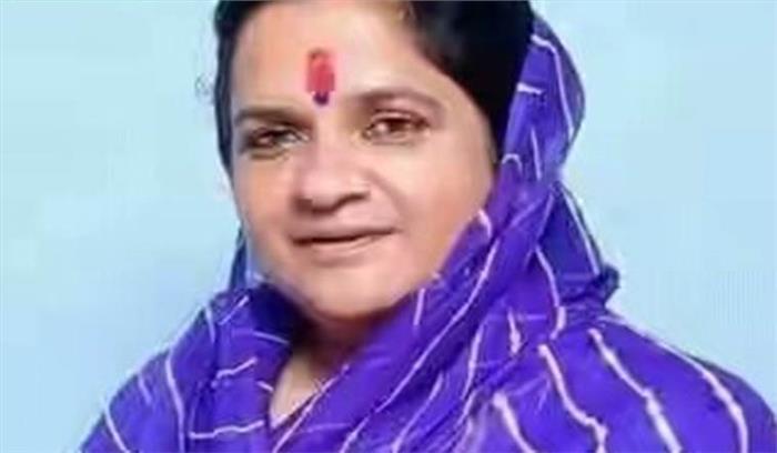 स्वाइन फ्लू के चलते भीलवाड़ा से भाजपा विधायक कीर्ति कुमारी का निधन !