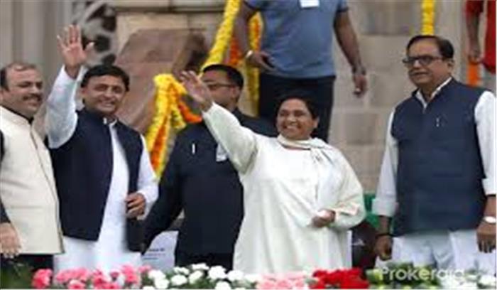 राहुल गांधी के मंच से अखिलेश-मायावती ने बनाई दूरी, क्या बदल रही है यूपी में गठबंधन की रणनीति