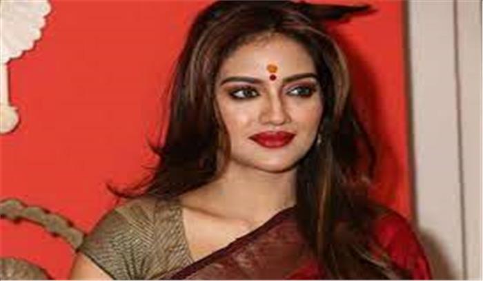 बांग्ला अभिनेत्री और टीएमसी सांसद नुसरत जहां बनीं मां , बेटे को दिया जन्म