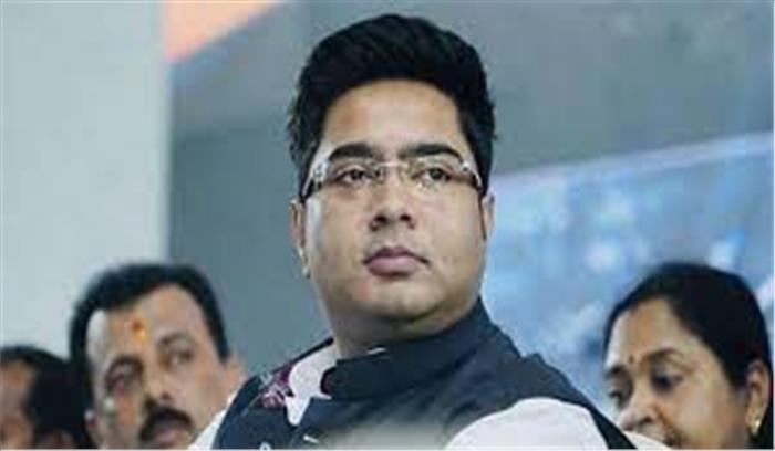 ममता के भतीजे अभिषेक बनर्जी ने गृहमंत्री अमित शाह को दी चुनौती. कहा- TMC को रोक कर दिखाएं