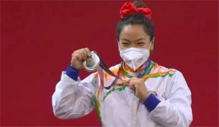 ओलंपिक live - मीराबाई चानू ने दिलाया भारत को पहला पदक  जानें आज के खेलों में भारत का क्या रहा प्रदर्शन